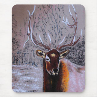 stag mouse pad