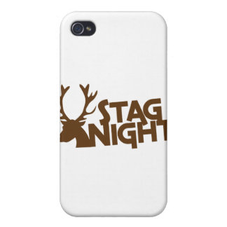 STAG night! iPhone 4/4S Case