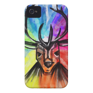 Stag Night iPhone 4 Case