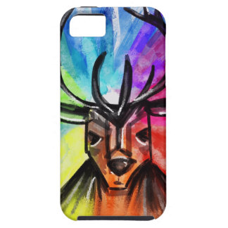 Stag Night iPhone SE/5/5s Case