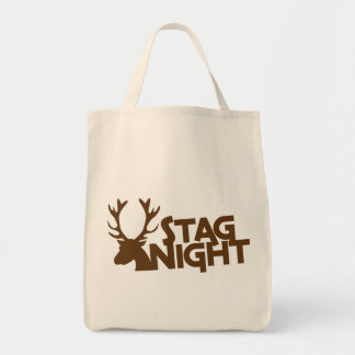 STAG night! Tote Bag