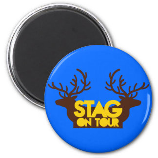 STAG on TOUR Refrigerator Magnets