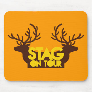 STAG on TOUR Mouse Pad