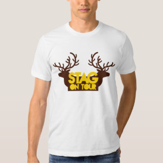 STAG on TOUR T-Shirt