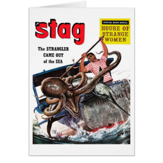 "Stag - ""The Strangler"" Card"