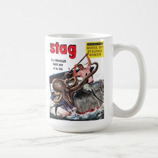 "Stag - ""The Strangler"" Mug"