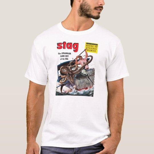 """Stag - """"The Strangler"""" T-Shirt"""