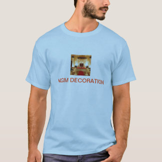 stage3 copy.jpg, MGM DECORATION T-Shirt