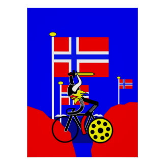 Stage 17 - Norway goes Crazy Poster