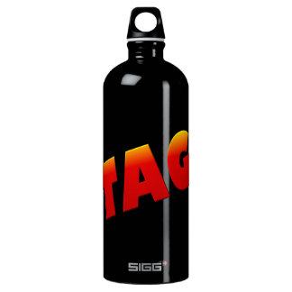 stage aluminum water bottle
