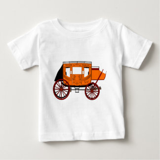 Stage Coach Baby T-Shirt