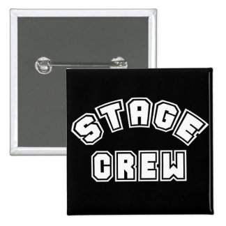 Stage Crew Pin