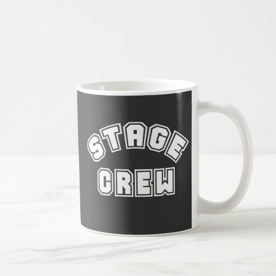 Stage Crew Coffee Mug