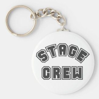 Stage Crew Key Chains