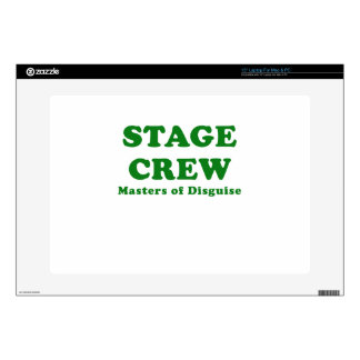 Stage Crew Masters of Disguise Skins For Laptops