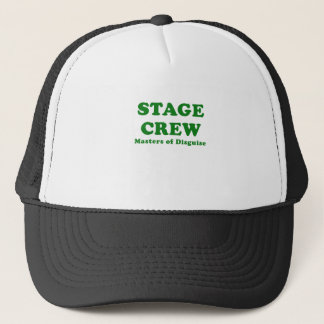 Stage Crew Masters of Disguise Trucker Hat