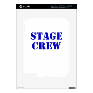 Stage Crew Skins For iPad 3