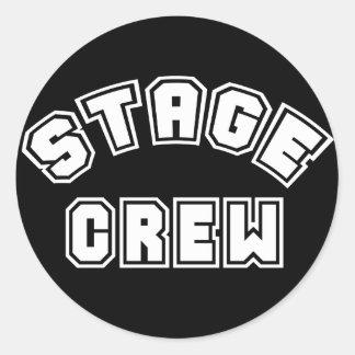 Stage Crew Stickers