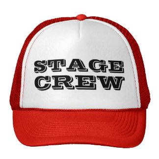 Stage Crew Trucker Cap 100813 Trucker Hat