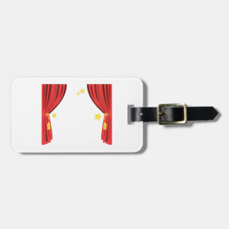 Stage Curtain Bag Tag