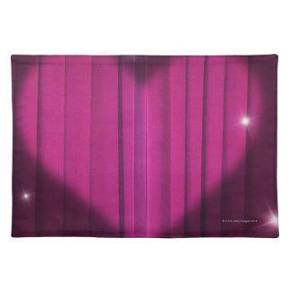 Stage Curtain Cloth Placemat