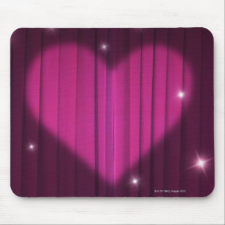 Stage Curtain Mouse Pad