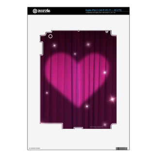 Stage Curtain Skins For iPad 3