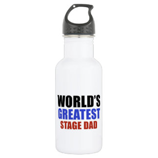 STAGE DAD WATER BOTTLE