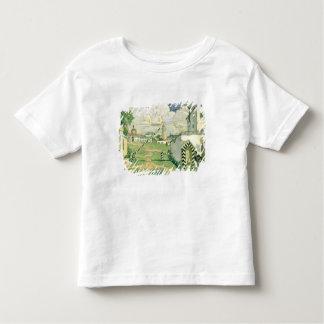 Stage design for Alexander Ostrovsky's play Toddler T-shirt