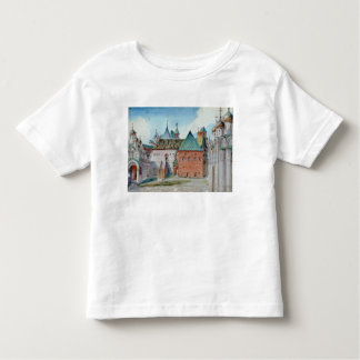 Stage design for Modest Mussorgsky's opera Toddler T-shirt