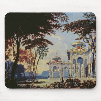 Stage Design for 'Ruslan and Lyudmila' by Mouse Pad