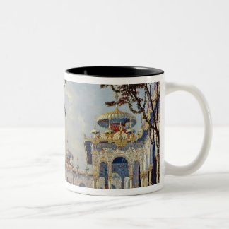 Stage Design for 'Ruslan and Lyudmila' by Two-Tone Coffee Mug
