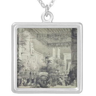 Stage Design for the final act Personalized Necklace
