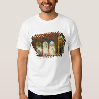 Stage design for the opera 'Ruslan and Lyudmila' Shirt