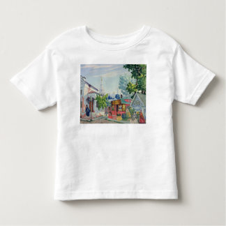 Stage design for the Ostrovsky's play Toddler T-shirt