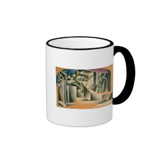 Stage design for William Shakespeare's play Ringer Coffee Mug