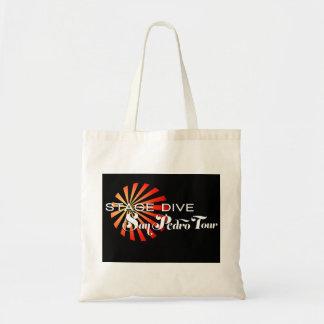 Stage Dive - San Pedro Tour Tote Bag