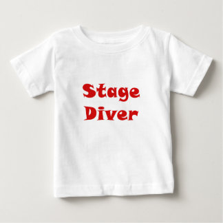 Stage Diver Baby T-Shirt