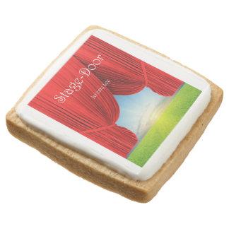 Stage-Door Yummy Cookie Square Premium Shortbread Cookie