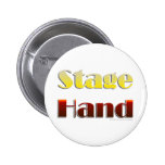 Stage Hand (Text Only) Button