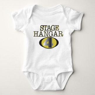 Stage Hangar 4 Baby Bodysuit