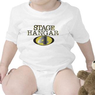 Stage Hangar 4 Rompers