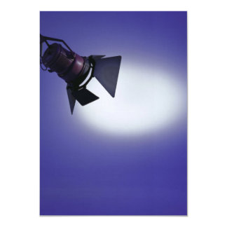 Stage Light Card