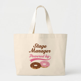 Stage Manager Funny Gift Canvas Bag