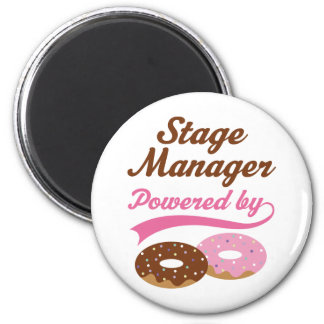 Stage Manager Funny Gift Magnet