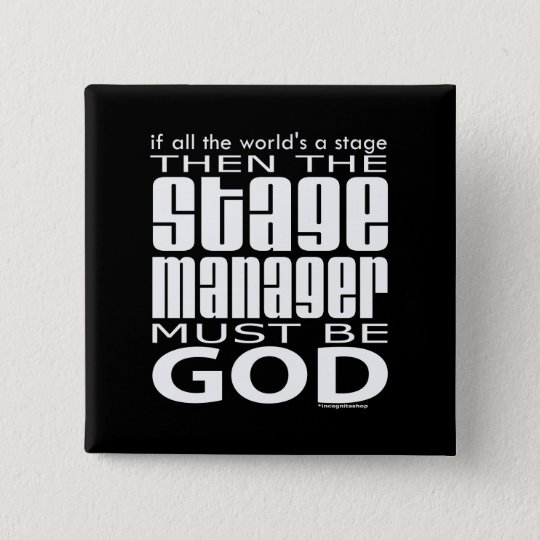 Stage Manager God Button