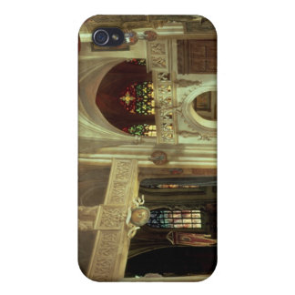 Stage model for the opera iPhone 4/4S cover