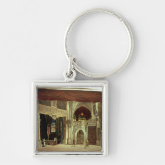 Stage model for the opera keychain