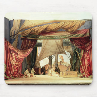 Stage model for the opera 'Tristan and Isolde' Mouse Pad