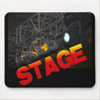 stage mouse pad